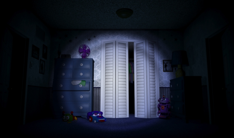 Bedroomviewfnaf4