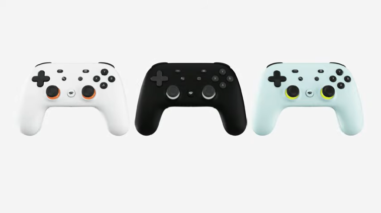 google-stadia-controllers