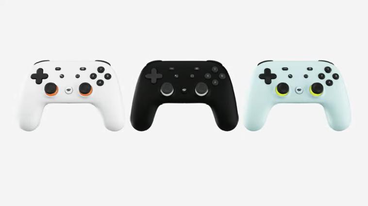 google-stadia-controllers